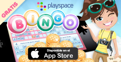 bingo play space